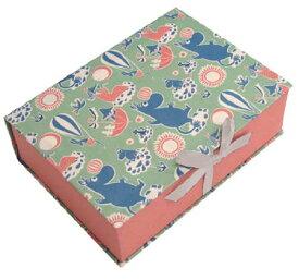 ムーミン プレゼントボックス ムーミンGR/SP 9047 MOOMIN ラッピング 包装 箱 BOX ギフトボックス キャラクター バレンタイン お菓子 ギフト プレゼント 誕生日 ラッピンググッズ インディゴ メール便不可