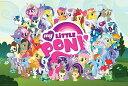 マイリトルポニー My Little Pony ポスター Cast 9419 トモダチは魔法 アニメ グッズ 輸入 インポート ゆうパケット不可