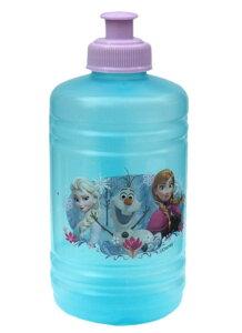 アナと雪の女王 ウォータージャグ 9908K ZAK! アナ雪 エルサ アナ クリア bottle ボトル FROZEN 水筒 グリップ ボトル 直飲み キャラクター ディズニー プリンセス かわいい 子供用 メール便不可