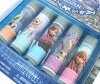 Ana and the snow Queen case entered 5 pc lipstick set
