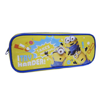 Minion pen case yellow 10657a