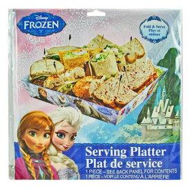アナと雪の女王 パーティープレート 10778k FROZEN お菓子 食器 誕生会 使い捨て メール便不可