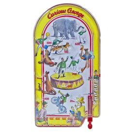 おさるのジョージ ピンボール 376 Curious George Pinball Game おもちゃ インポート 送料無料 メール便配送