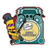 The Simpsons (the Simpsons) w / magnet pictures put green 10981 k Yu packets available