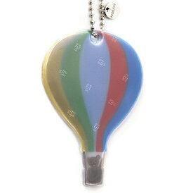 FIREFLY NEWYORK リフレクター (エアーバルーン) FIRE-F1048 ファイヤーフライ 反射マスコット キーホルダー 交通安全 SAFETY REFLECTORS 3M Scotchlite スリーエム スコッチライト 輸入 熱気球 気球 Hot air balloon かわいい おしゃれ プレゼント グッズ pud172
