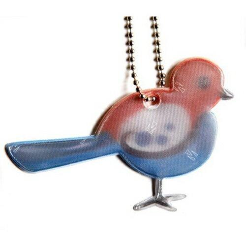《クーポン配布中!!》FIREFLY NEWYORK リフレクター ( 小鳥 ) FIRE-F1020 メール便配送 ファイヤーフライ 反射マスコット キーホルダー 交通安全 SAFETY REFLECTORS 3M Scotchlite スリーエム スコッチライト 鳥 バード Bird かわいい おしゃれ プレゼント グッズ pud196