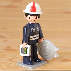 イグラーチェック フィギュア ( 消防士さん ) 200214 pud474 IGRACEK 人形 おもちゃ チェコ 輸入 消防 おしゃれ かわいい プレゼント 雑貨 グッズ 小物 インテリア ホビー ポップ おもしろ【h_game】