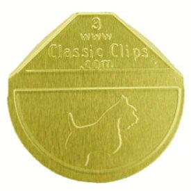 クラシッククリップ Classic Clips Scottie(Gold) 2389 スコッチテリア 犬 送料無料 メール便配送