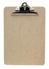 SAUNDERS ( サンダース ) ハードボード クリップボード レターサイズ 482 ハード バインダー リサイクル Recycled Hardboard Clipboard Letter Size MADE IN THE USA インポート 輸入 文具 文房具 おしゃれ メール便不可