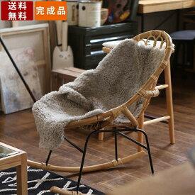 ロッキングチェア GUY-255 おしゃれ シンプル ラタン 籐 カジュアル アジアンテイスト スタイリッシュ ナチュラル カントリー クラシック 軽量 別荘 リゾート 南国 アウトドア ガーデンチェア 椅子 いす イス チェアー 家具 インテリア