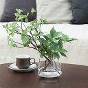 フェイクグリーン 人工観葉植物 造花 ブロッサムリーフ ウォータートラペゾイド GREENPARK | ドウダンツツジ 枝 フェ…