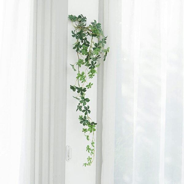 フェイクグリーン 人工観葉植物 造花 壁掛け 吊り下げ シュガーバイン 取付ワイヤー付き GREENPARK