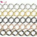 Y180P デザイン チェーン 【1m/100cmカット】 ネックレス ブレスレット バックチェーン PRIMA LUCE PLUS プリマルーチ…