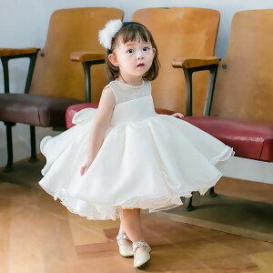 ベビードレス 結婚式 ドレス ピアノ発表会 新生児 セレモニードレス 夏 女の子 発表会 子供ドレス 白 ベビー フォーマル 女の子 ベビードレス お宮参り