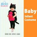 あす楽 ベビー コスチューム ハロウィン Boo Babies Infant Costumes Cat ネコ 赤ちゃん服 コスチューム 仮装 かわい…