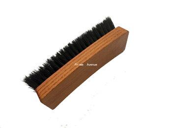 靴磨き用ブラシLeBeau(ルボウ)オリジナルブリストルピッグヘアブラシあす楽対応