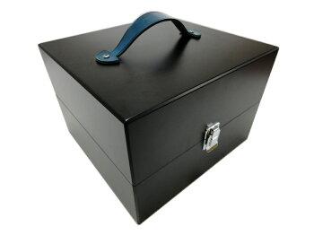靴磨きブラシ収納ボックスパーフェクトブラシボックスブラシ専用木製ボックス整理保管道具箱【楽ギフ_包装】【smtb-TK】あす楽対応