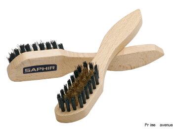 SAPHIR(サフィール)スエードブラシあす楽対応