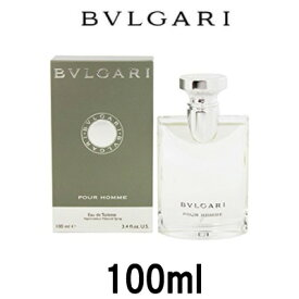 【あす楽】 ブルガリ プールオム オードトワレ 100ml [ BVLGARI / 香水 / フレグランス / 男性 / メンズ ]『5』