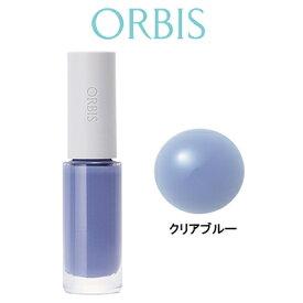 定形外なら送料296円〜 オルビス ネイルケアプロテクター クリアブルー ORBIS メイクアップ ネイル ネイルケア 無香料 【tg_tsw_7】『0』