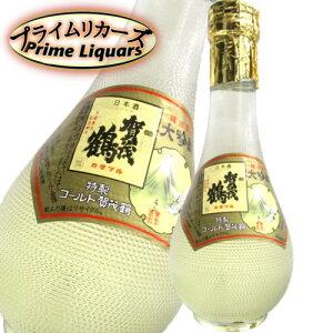 特選ゴールド賀茂鶴 大吟醸 180ml 丸瓶