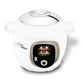 【送料無料】T-fal(ティファール)電気圧力鍋 Cook4me Express(クックフォーミー エクスプレス) ホワイト CY8521JP