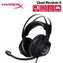 キングストン HyperX Cloud Revolver ゲーミングヘッドセット HX-HSCR-GM PS4対応 switch対応 Kingston ノイズキャンセリングマイク 高品質 人気