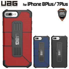 【10%OFFクーポン配布中!】UAG iPhone 8 Plus/ 7 Plus/ 6s Plus用 Metropolis ケース(フォリオ・手帳型) 全3色 耐衝撃 UAG-IPH7PLSFシリーズ