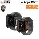 UAG Apple Watch 44mm(Series 5, Series 4)用ケース UAG-AWLCシリーズ