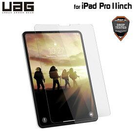 UAG 11インチiPad Pro用スクリーンシールド UAG-IPDPROMBSP 強化ガラスフィルム ガラスフィルム 強化ガラス 保護フィルム 指紋防止 アイパッド アイパッドプロ 液晶保護