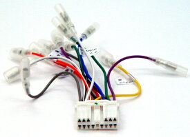 コネクター 【ネコポス可】 純正ステレオコネクター / 逆カプラ / 逆ハーネス  【三菱14P】 G4M