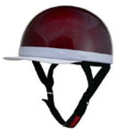 ハーフヘルメット 激安 ハーフヘルメット ・ 半帽 リード工業 CR-740 キャンディレッド/リード工業