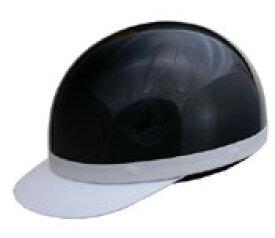ハーフヘルメット 原付 カブ 大きいサイズ 【リード工業】【LL 61-62cm】 CROSS CR−741 大きいサイズ ラージサイズ ハーフヘルメット ブラック