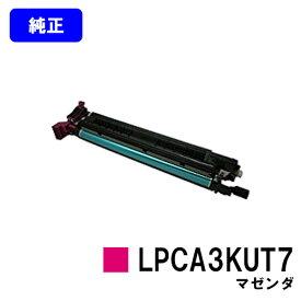 EPSON 感光体ユニット LPCA3KUT7 マゼンダ【純正品】【翌営業日出荷】【送料無料】【LP-S7000/LP-S7000R/LP-S7000SR】