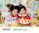 デジカメプリント 4ワイド写真現像  (4PWC371x254mm)