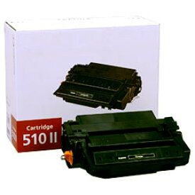 キヤノン用 カートリッジ510II リサイクルトナー CRG-510II (0986B003) 【メーカー直送品】 ブラック・大容量