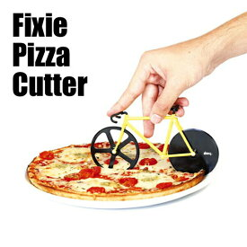 doiyフィクシーピザカッターFixie Pizza Cutter