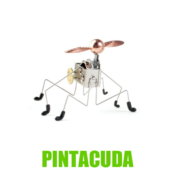 KIKKERLAND windup PINTACUDAキッカーランド ピンタキューダ ぜんまい玩具