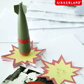 KIKKERLANDミサイルペン&ノートパッド