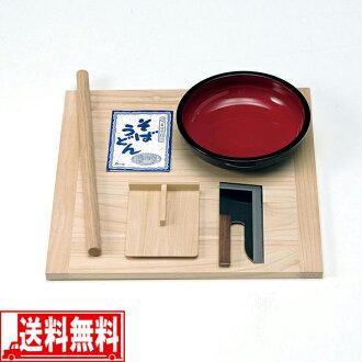 Soba and Udon noodles for Soba noodle beat set