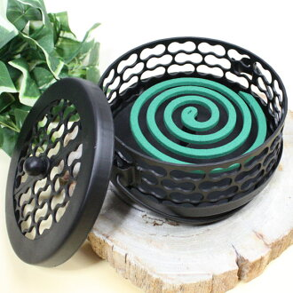Bali ? Iron mosquito coil holder(mosquitocoil holder) Ironmosquito repellent Iron box of mosquito repellency