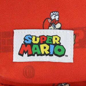 スーパーマリオキッズリュック子供リュック男の子女の子グッズ通園バッグキッズリュックサックハーネス通園リュック通園バッグバックパックかばんキッズジャンプ&ランデイパック