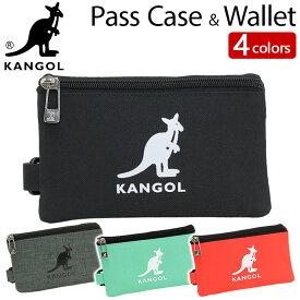 KANGOL カンゴール ポーチ ストラップ パスケース ウォレット KGSA-BG00077 バッグ かばん 送料無料 メンズ レディース 男女兼用 おしゃれ 人気