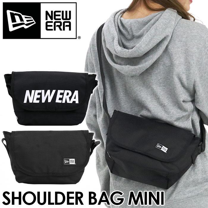 NEW ERA ニューエラ ショルダー 正規品 ショルダー ショルダーバッグ メンズ レディース 男女兼用 ブラック レッド 3.5L ショルダーバッグミニ Shoulder Bag Mini
