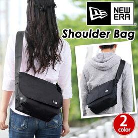 NEW ERA ニューエラ ショルダー 正規品 ショルダー ショルダーバッグ メンズ レディース 男女兼用 ブラック レッド 9L ショルダーバッグ Shoulder Bag