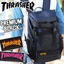 【SALE】 リュック スラッシャー THRASHER メンズ リュックサック 送料無料 大容量 デイパック バックパック レディー…