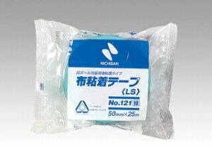 【1巻】布粘着テープ No.121 50×25 緑 ニチバン ガムテープ 梱包 00195763