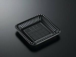 【1200枚】PDプレート K20-20 黒内 身 中央化学 精肉 焼肉 カルビ テイクアウト 使い捨て 00304389