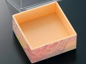 【400枚】さが野4寸 歌仙(ボ) 中央化学 高級 お弁当 和菓子 使い捨て容器 00394332