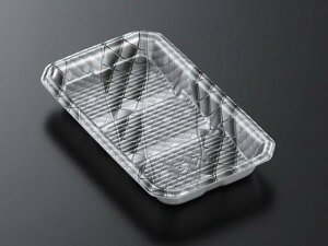 【1500枚】DAT17-10 光石SV 中央化学 精肉 焼肉 カルビ 使い捨て トレー 00538536